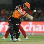 Sunrisers Hyderabad (SRH) Post 158/7 ; Delhi need 159 To Win