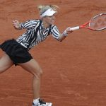 Reigning Australian Champion Angelique Kerber Knocked Out From Roland Garros 2016