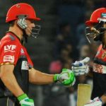 Royal Challengers Bangalore Tighten The For Top Four Finish