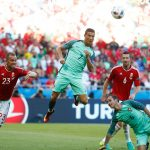 Hungary v Portugal: Ronaldo scores twice; To face Croatia in Round of 16