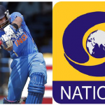{DD National} IND vs WI 2nd T20 – Live Streaming on Doordarshan